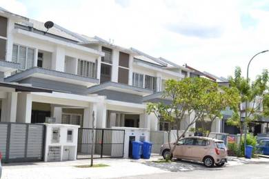 2-Storey Terrace Taman Alam Indah, Shah Alam (Next To Kota Kemuning)