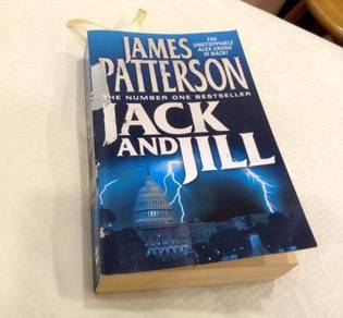 Novel Jack and Jill by James Patterson