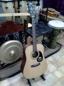 Semi Acoustic Guitar (Cort)