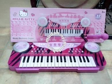 Keyboard Elektronik (Hello kitty) -37 Keys
