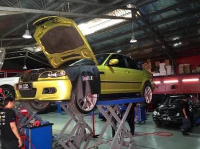 Bmw e63 e65 z4 engine repair or gear box repair