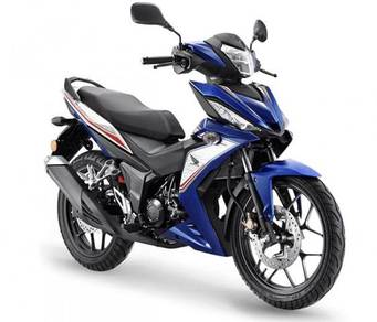 2017 RS150R RS150 New Year Promo