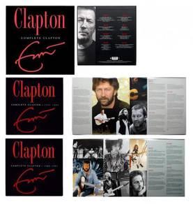 Eric Clapton Complete Clapton 1968-2006 180g 4LP