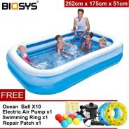 Inflatable swimming pool 2.6m 05