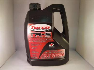 TORCO TR5 10W40 Synthetic Blend Engine Oil 4L