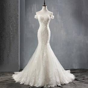 Mermaid wedding bridal dress gown RB15234