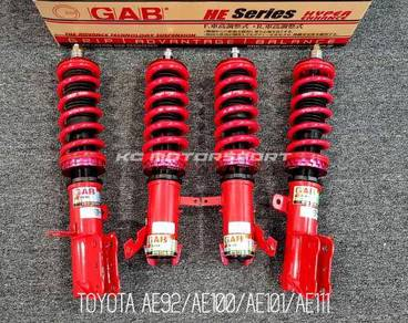 ORI GAB HE Adjustable - Toyota AE92 AE101 AE111