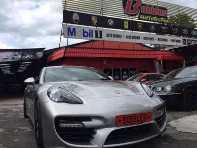 Porsche panamera full car change colour
