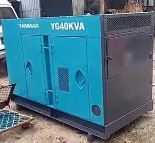 Japan Imported 40KVA Yanmar Genset