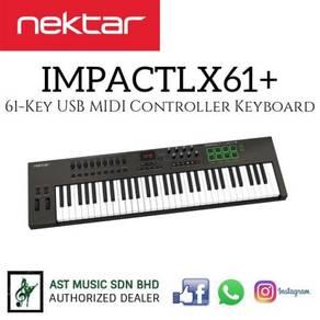 Nektar Impactx61 Plus Midi Controller