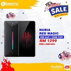 NUBIA RED Magic (8GB RAM)MYSet-JUALAN MERDEKA