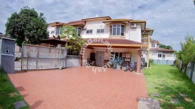CORNER LOT Double Storey Terrace House Sek 5 Bandar Baru Bangi