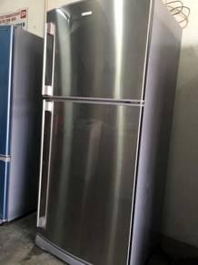 Fridge Besar Big Peti Ais Huge Electrolux Freezer
