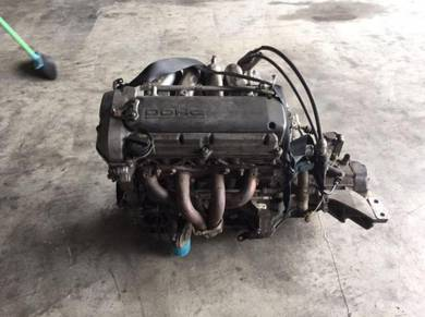 Suzuki swift sport engine & (m) gearbox complete