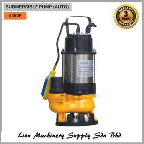 Stream V450F Stainless Steel Auto Submersible Pump