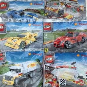 Shell limited edition Lego set
