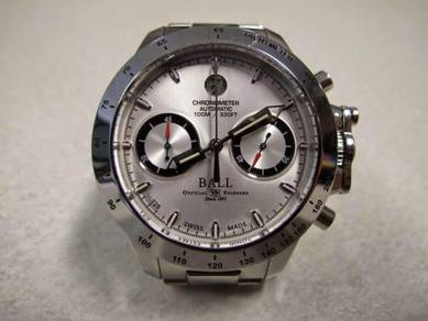 Ball chronograph chronometer