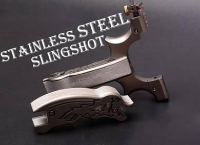 Slingshot Dragon Stainless Steel | Lastik Steel