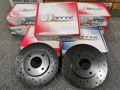 Vttr Brake Disc Rotor - Gen2 Persona Satria Neo