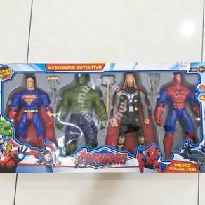 Superhero avengers toys