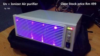 UV Sterilizer + Strong Ionizer V_05