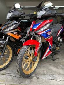 New Honda RS150 Rs150 ( price on the road )