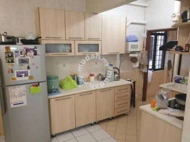 Ixora Apartment Wangsa Permai Kepong l 1064sf Fully Reno l 1k Booking