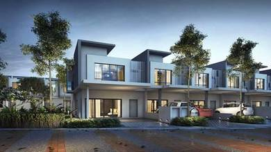 [HOC TERAKHIR + High Rebate 30% 45x85] Superlink House Nr Cyberjaya
