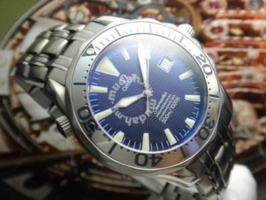 601) omega seamaster professional 300m titanium