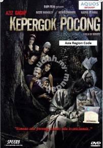 DVD Indonesian Movie Kepergok Pocong