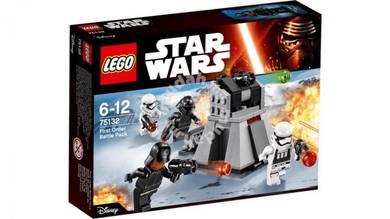 Lego Star Wars Resistance Trooper Battle Pack75132