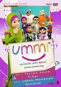 DVD UMMI - Ceritalah Pada Kami Vol.4