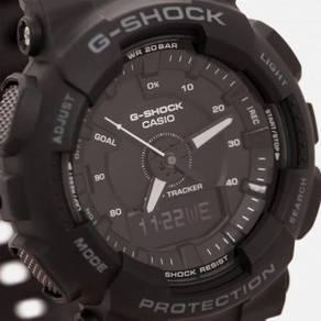 Casio G SHOCK STEP TRACKER GMAS130-1 -ORIGINAL