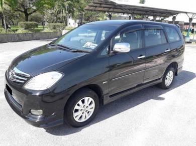 Used Toyota Innova for sale