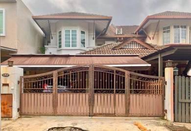 Section 7 Kota Damansara Renovated House (Very Cheap)