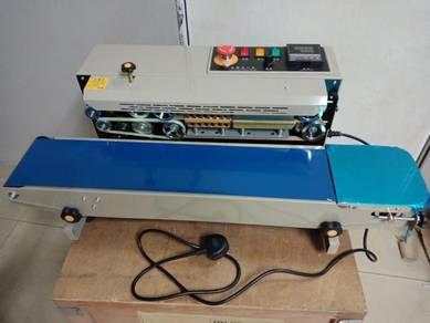 Plastic sealing machine heavy duty