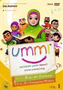 DVD UMMI - Ceritalah Pada Kami Vol.1