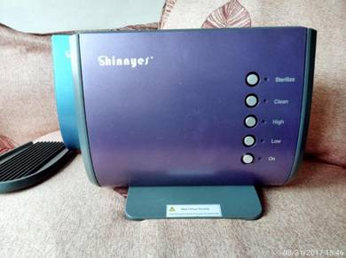 Shinnyes Negative Ioniser Air Purifier