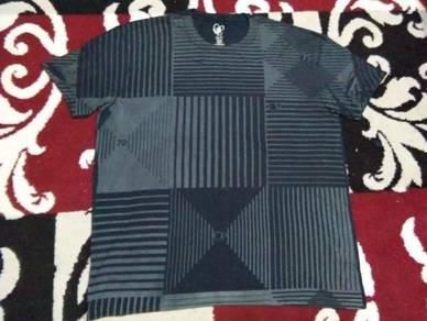 Ocean pacific t shirt black size xl