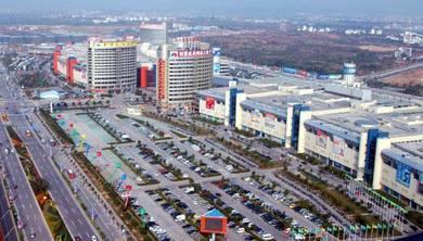 Bisnes trip borong direct kilang di China