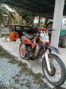 Moto cupcross rg