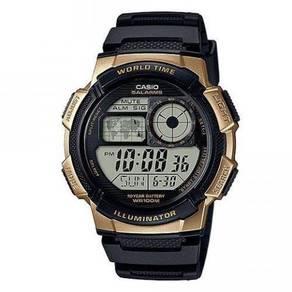 CASIO Men World Time Sport Watch AE-1000W-1A3VDF