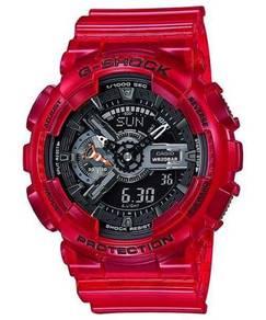 Watch- Casio G SHOCK CORAL GA110CR-4 -ORIGINAL