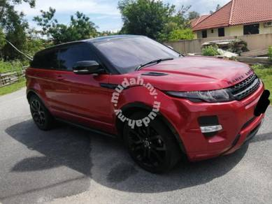 Range rover 2.0 evoque si4 coupe dynamic plus