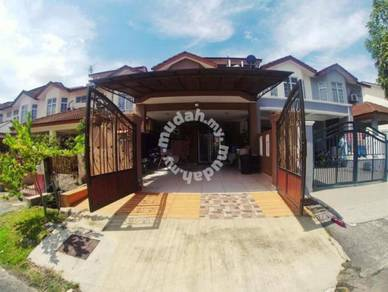 [Surau Walking Distance] 2 Storey Terrace, Bandar Rinching Semenyih