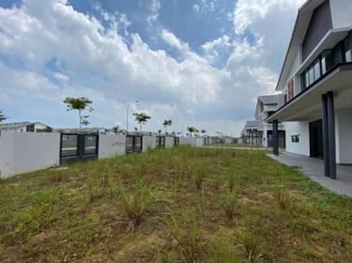 Bandar bukit raja taman athira corner unit 24x75+30xtra land