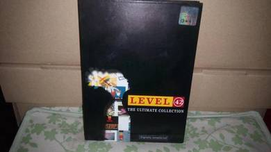 CD Level 42 - The Ultimate Collection 2CD/DVD