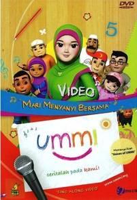 DVD UMMI - Mari Menyanyi Bersama