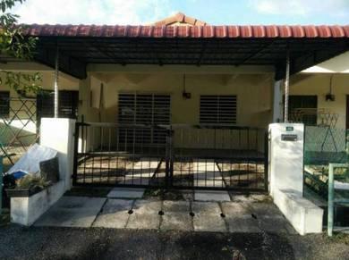 Bilik selesa, rumah di Klebang Putra, Ipoh