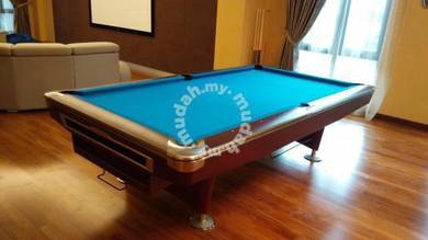9ft Crown Pool Table
